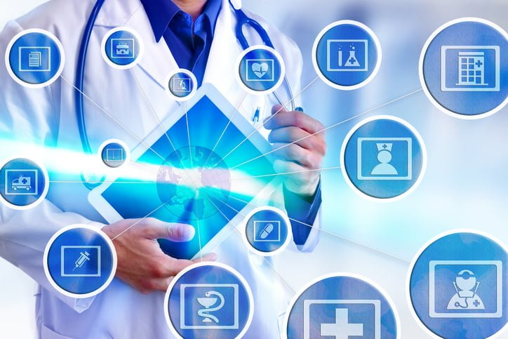 Healthcare IT Cloud Medical Records
