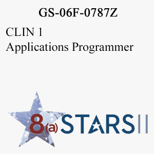 STARS II CLIN 1 Applications Programmer