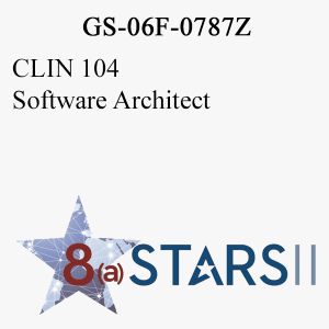 STARS II CLIN 104 Software Architect