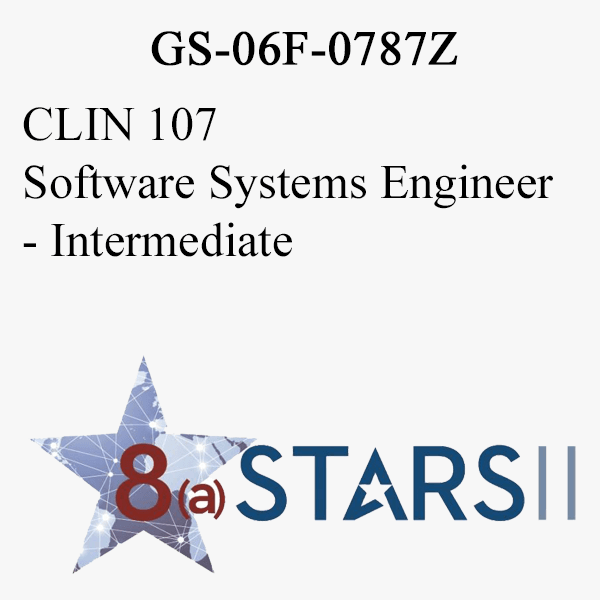 STARS II CLIN 107 Software Systems Engineer Int