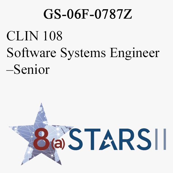 STARS II CLIN 108 Software Systems Engineer Sr