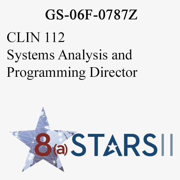 STARS II CLIN 112 Systems Analysis Programming Director