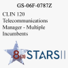 STARS II CLIN 120 Telecommunications Manager Multiple Inc