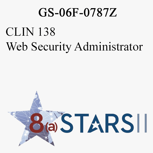 STARS II CLIN 138 Web Security Administrator