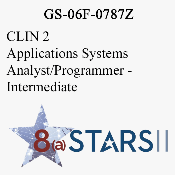 STARS II CLIN 2 Applications Systems Analyst Programmer Intermediate