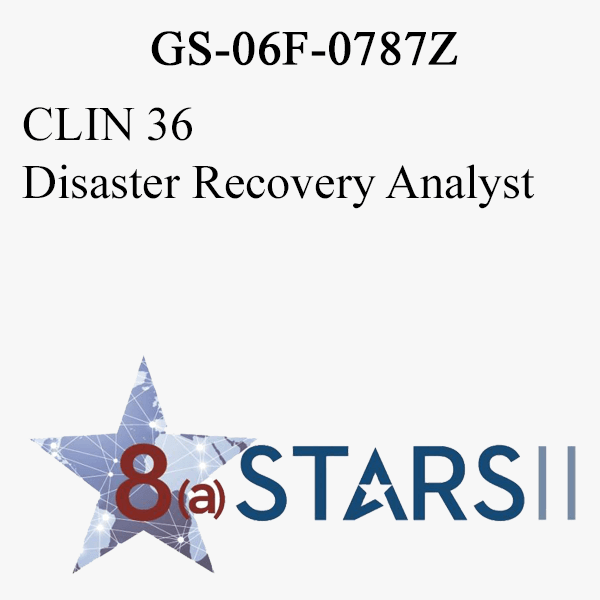 STARS II CLIN 36 Disaster Recovery Analyst