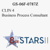STARS II CLIN 4 Business Process Consultant