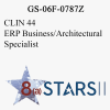 STARS II CLIN 44 ERP Business Architectural Specialist