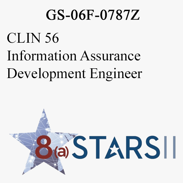 STARS II CLIN 56 Information Assurance Development Engineer