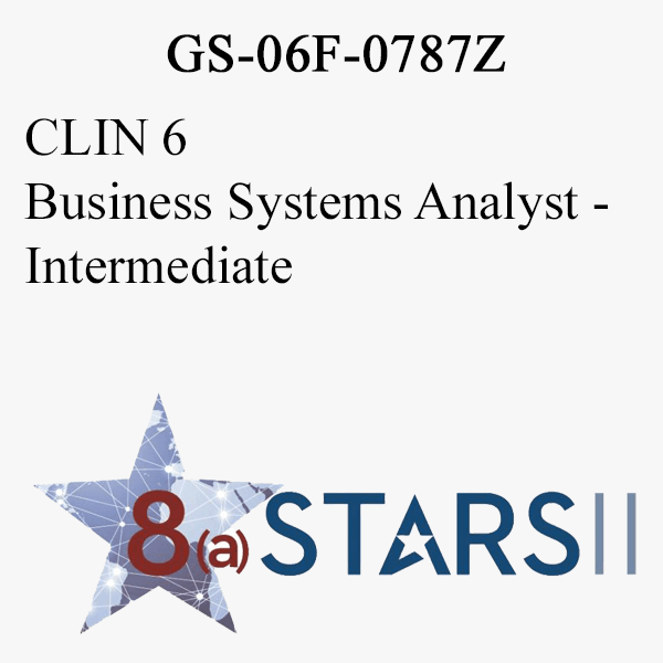 STARS II CLIN 6 Business Systems Analyst Int