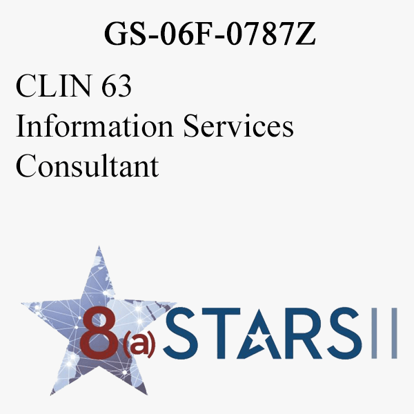 STARS II CLIN 63 Information Services Consultant