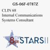 STARS II CLIN 68 Internal Communications Systems Consultant