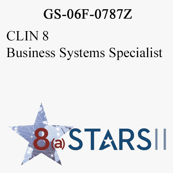 STARS II CLIN 8 Business Systems Specialist