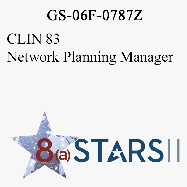 STARS II CLIN 83 Network Planning Manager