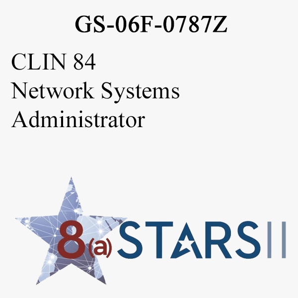 STARS II CLIN 84 Network Systems Administrator