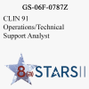 STARS II CLIN 91 Operations Technical Support Analyst