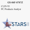 STARS II CLIN 93 PC Products Analyst